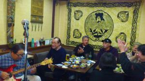 2011バンド忘年会