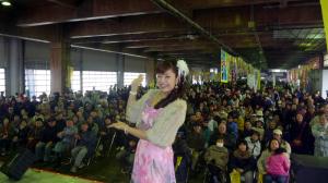 瀬口侑希/佐渡さかなまつり2012
