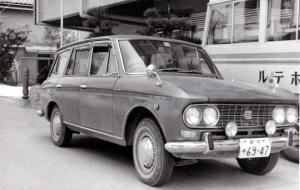 ブルーバード410