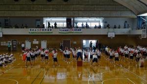 両津小学校運動会2018