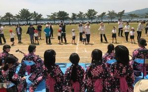 両津小学校運動会2019