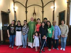 神父さんはフィリピン人